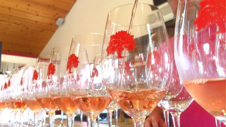 Rosé Release Party