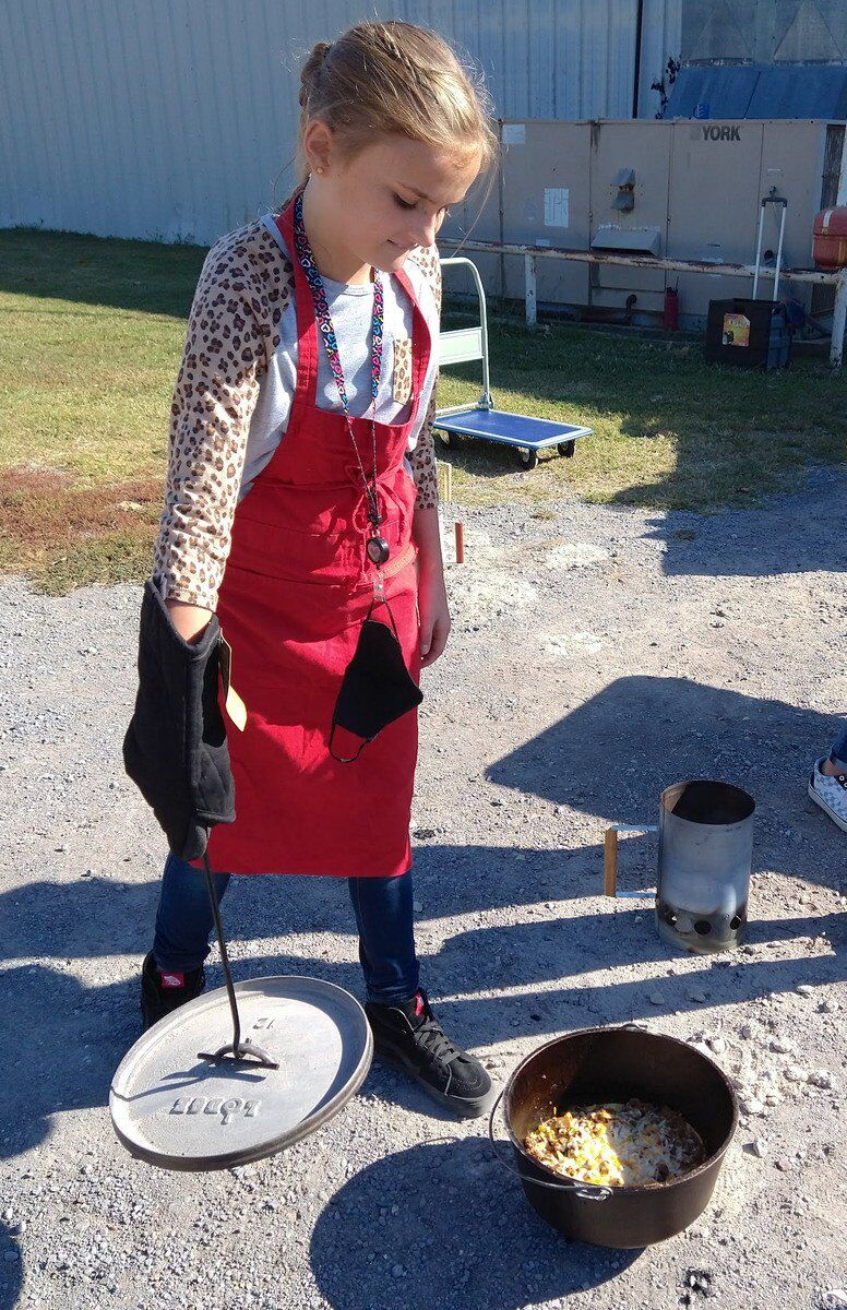 DUTCH TREAT: 4-Hers learn recipes, master technique for cooking in Dutch ovens