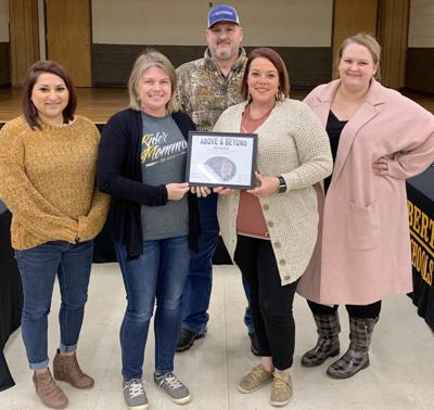 HPS board honors Rider Mammas