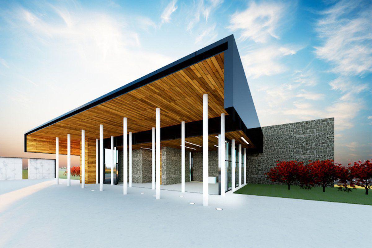 CN unveils renderings of CN Veterans Cemetery