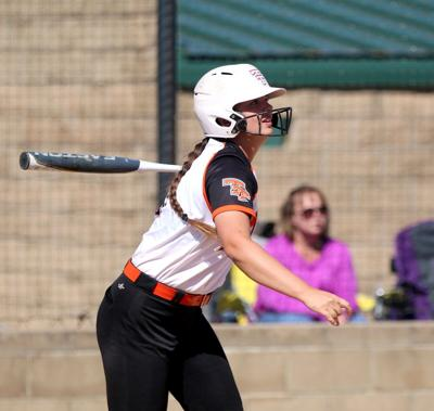 BATS SILENCED: Tahlequah combines for just eight hits in Friday losses