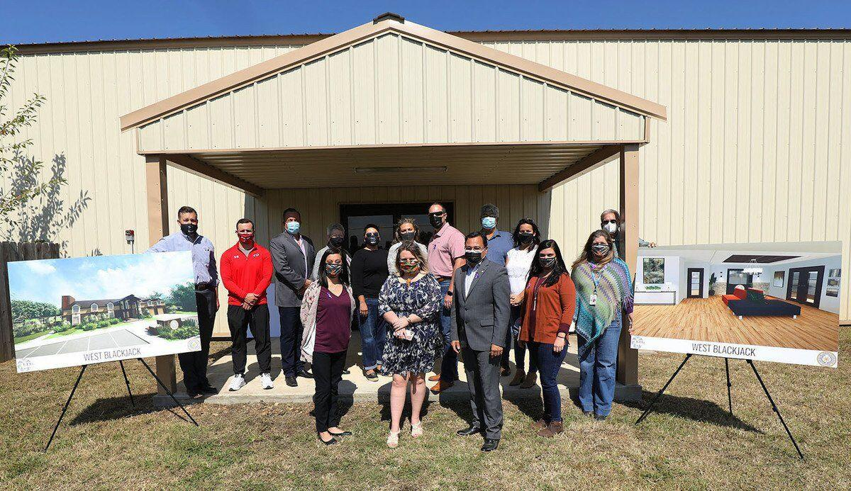 Cherokee Nation unveils renderings for victim services office