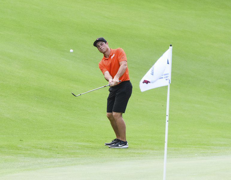 Hovland wrapping up amateur career at U.S. Open