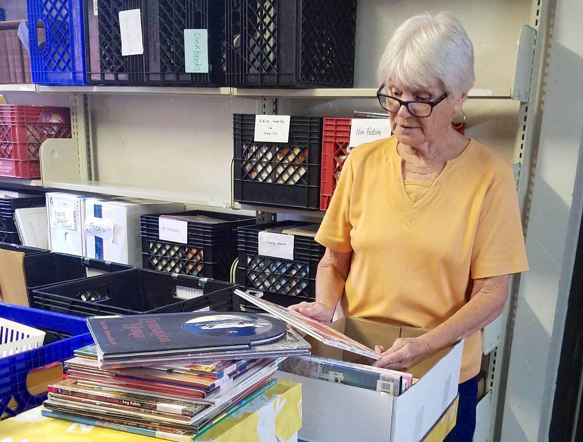 Library sale focusing on spiritual, religious themes | News