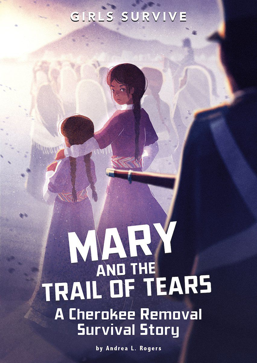 Cherokee author and art teacher releases children's book on the Trail of Tears