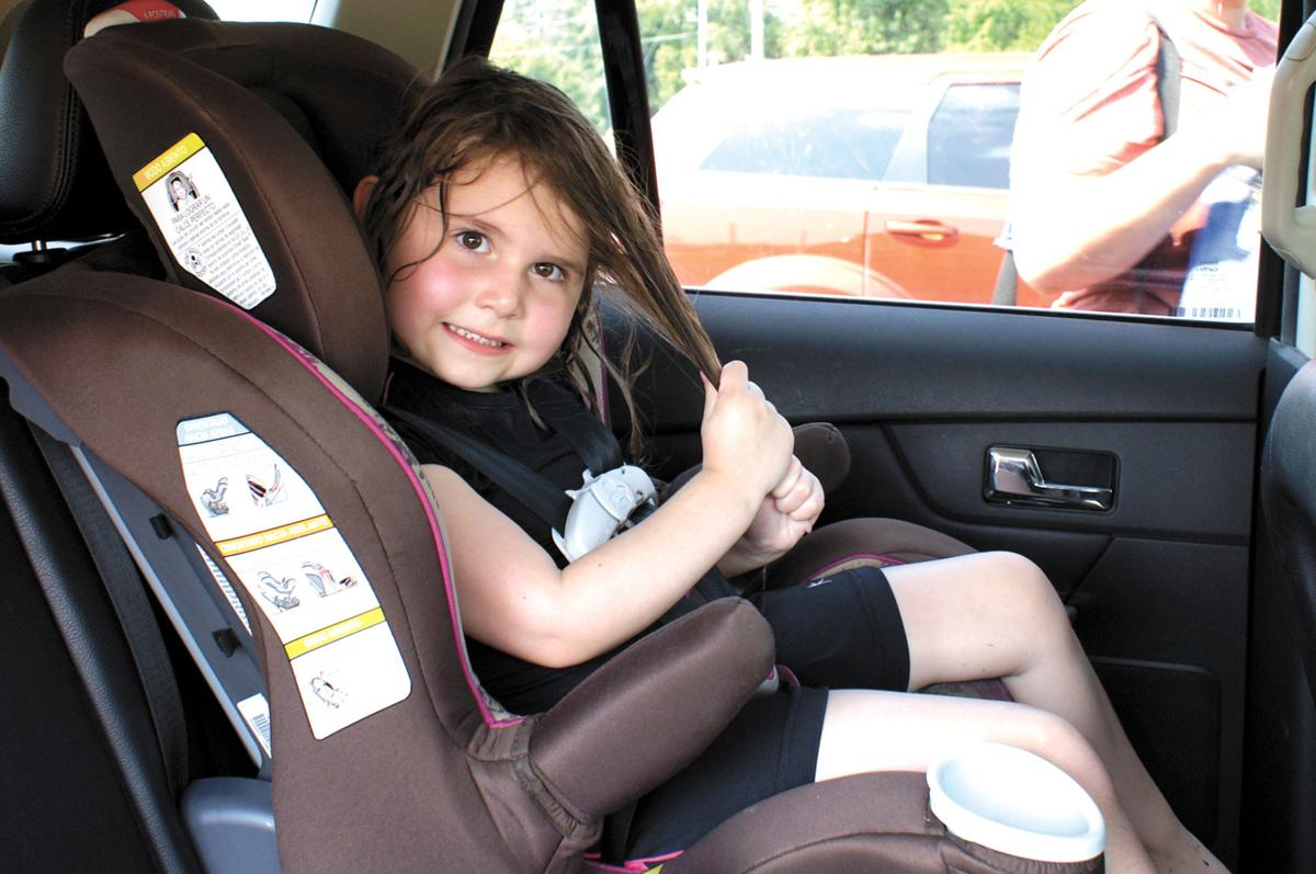 new oklahoma law sets new car seat regulations for kids under 2 news. Black Bedroom Furniture Sets. Home Design Ideas