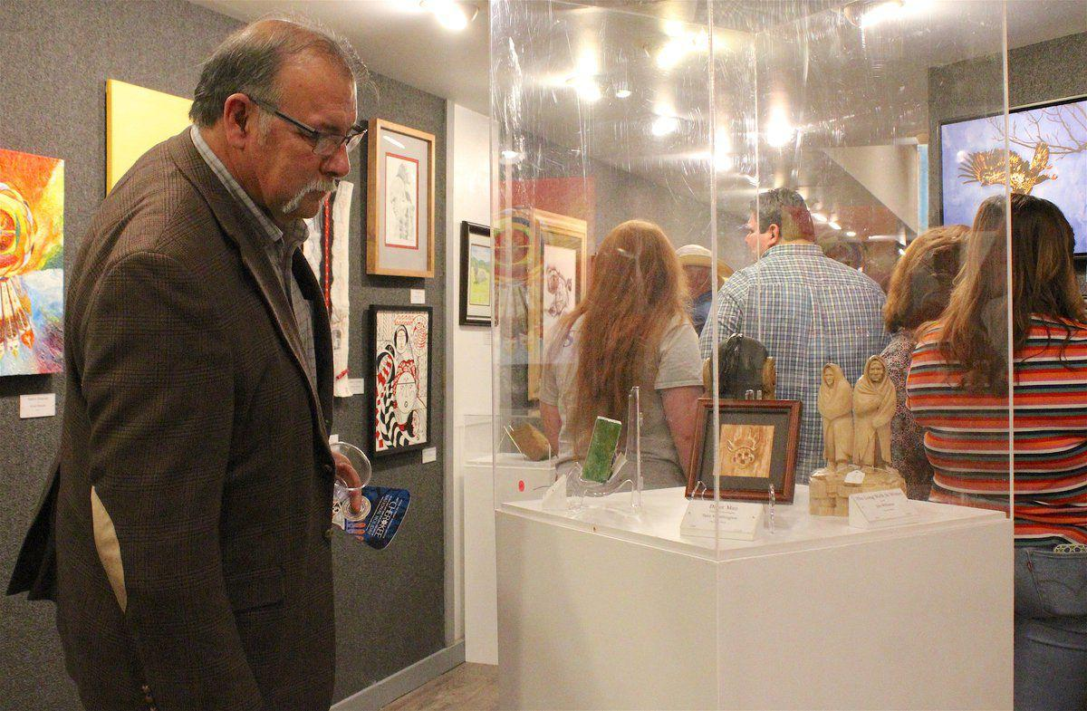 Trail of Tears Art Show bigger, better than ever