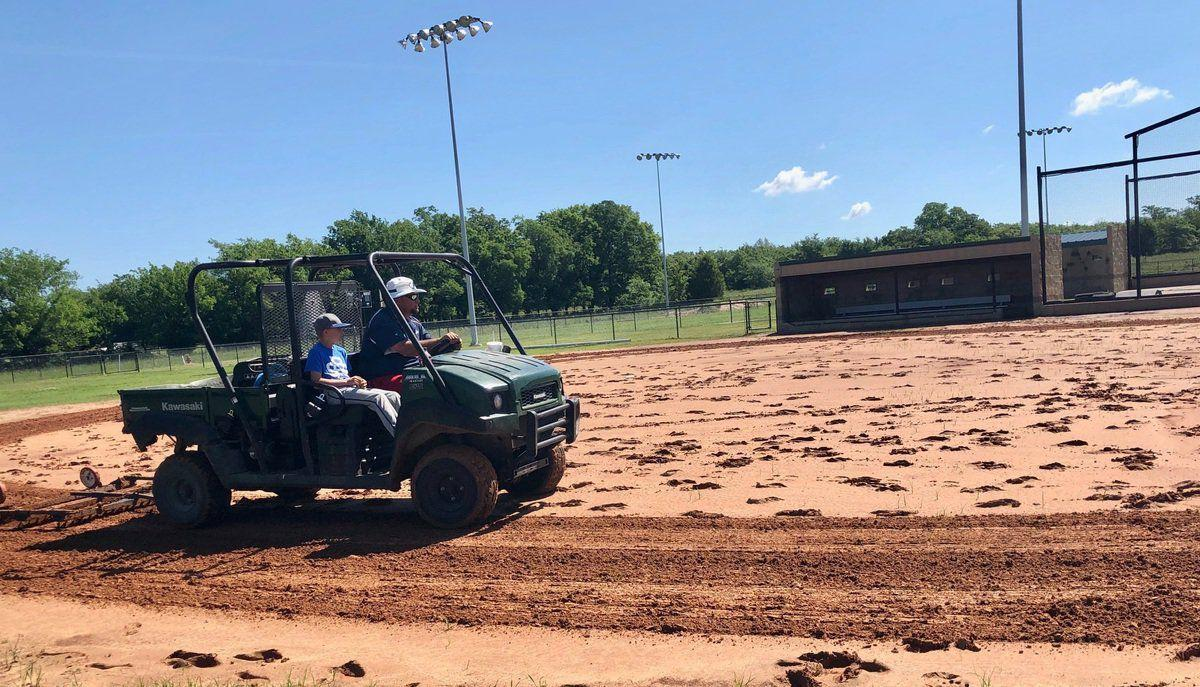 Vandals stirring up trouble at new sports complex