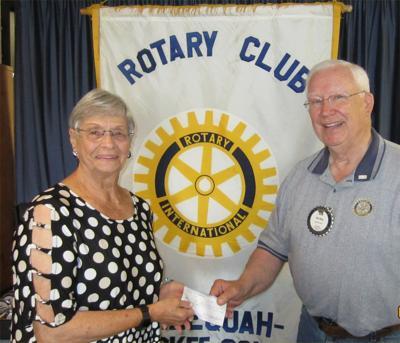 Rotary Club helps Food Pantry