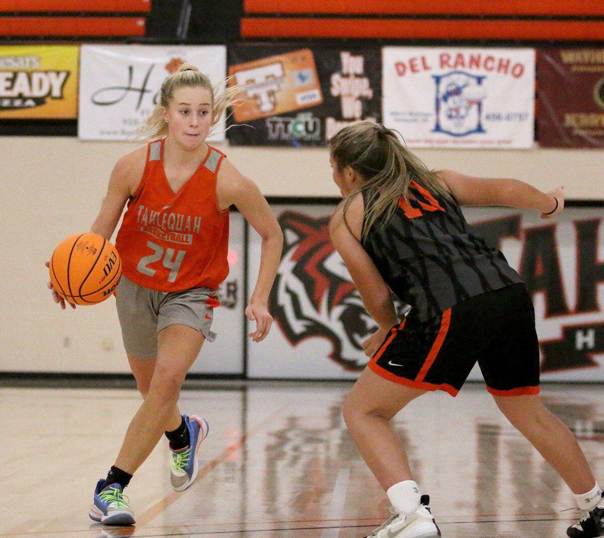 HIGH EXPECTATIONS: Lady Tigers return strong nucleus