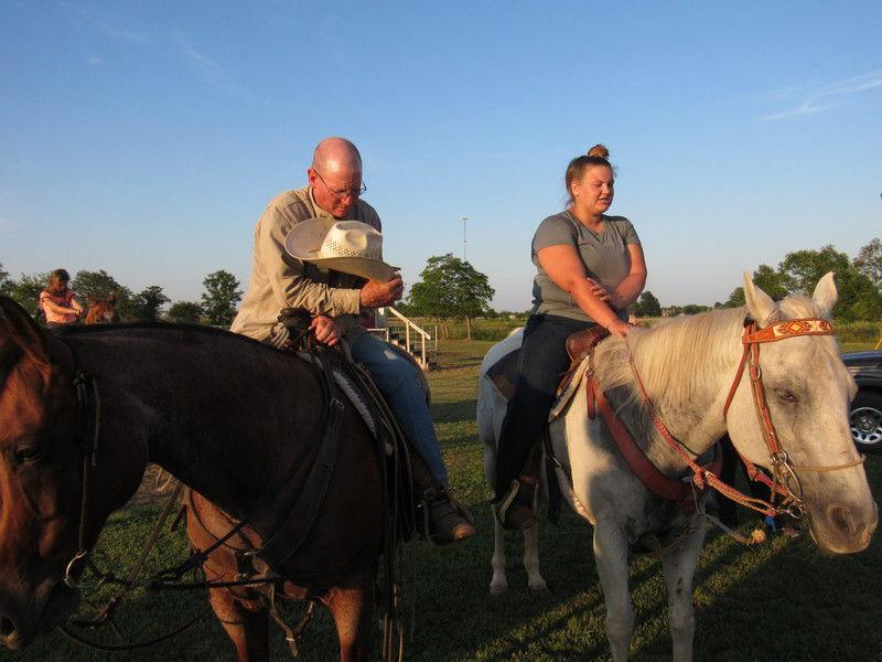 Rise Up Horseback Riding Ministry