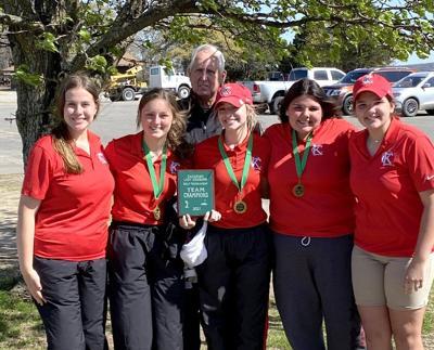 Keys golf teams win tournament championships