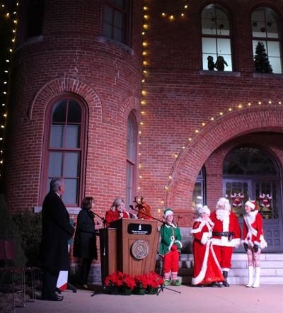 Lights On event at NSU ushers in holiday season on campus