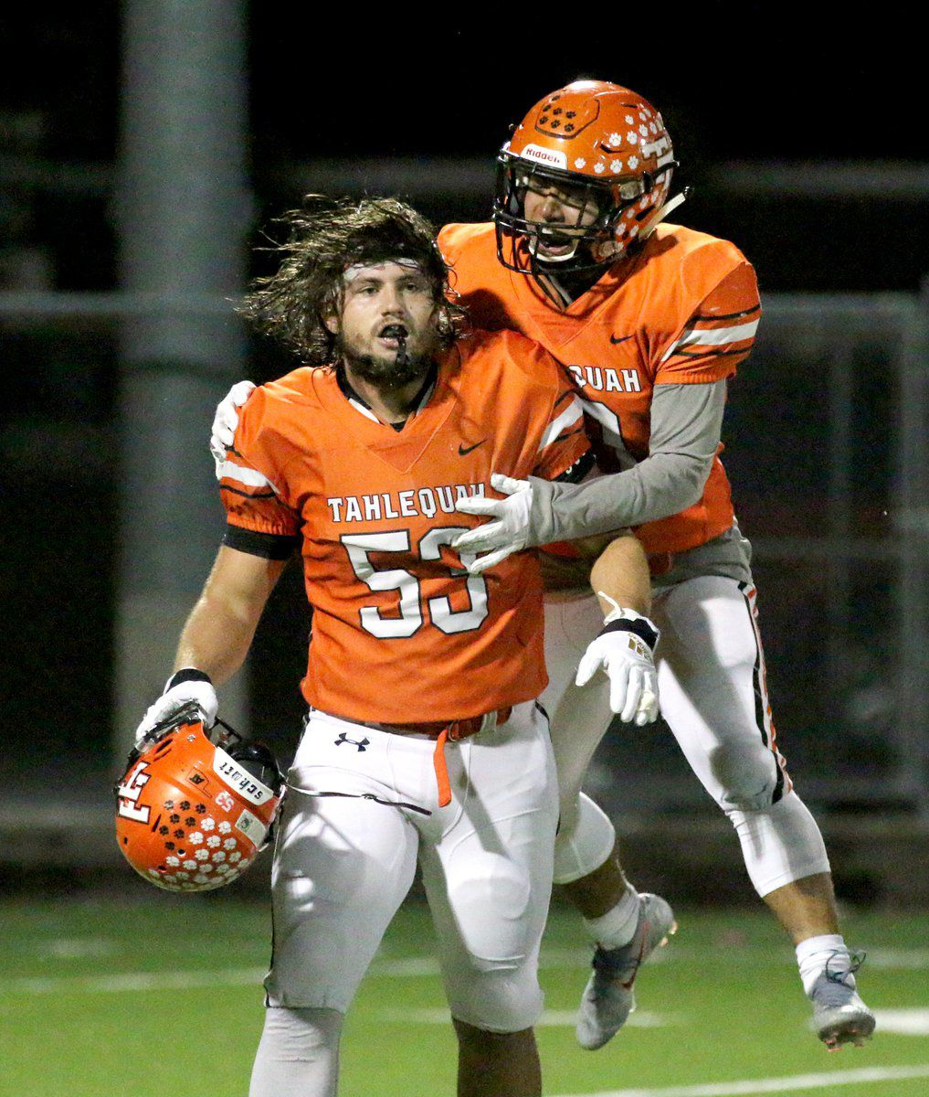 Tigers claim first district title since 1991