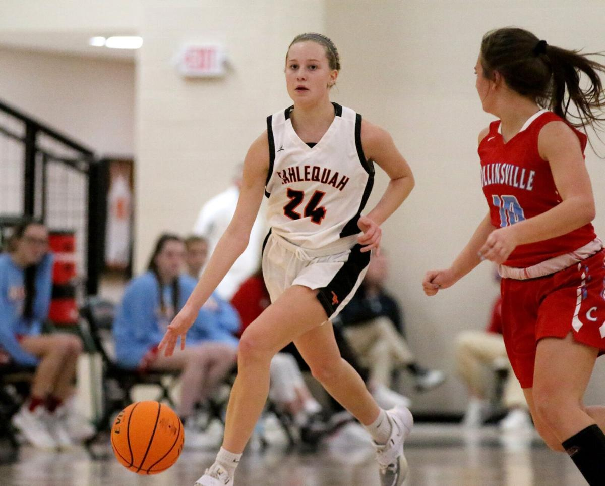 COMEBACK WIN: Lady Tigers battle back from 20 points down to defeat Collinsville