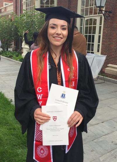 Cherokee citizen graduates from Harvard