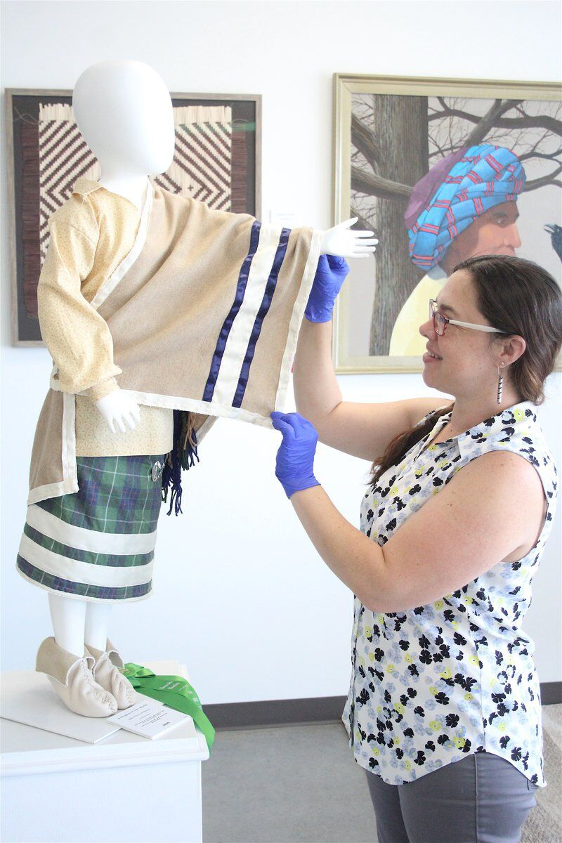 BACK ON DISPLAY: After last year's virtual event, Trail of Tears Art Show and Sale makes big in-person impact