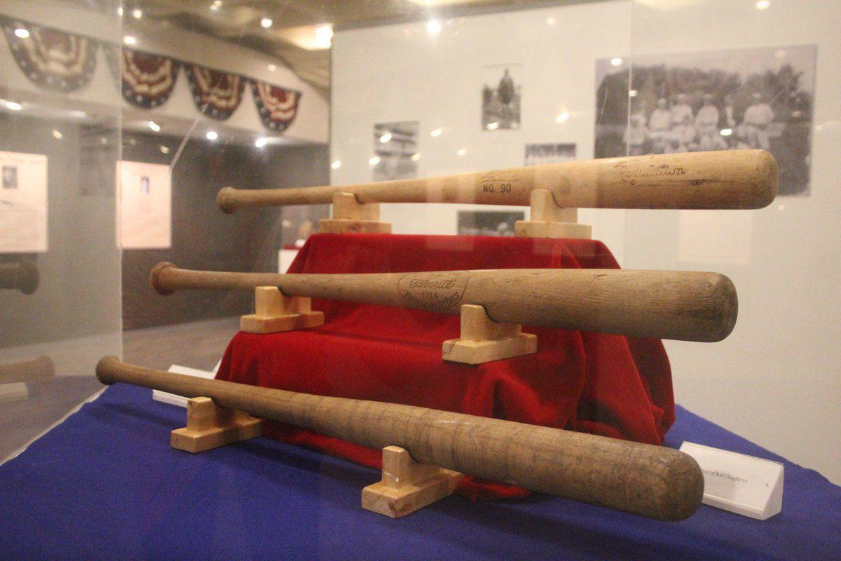 Baseball exhibit touts Native American players