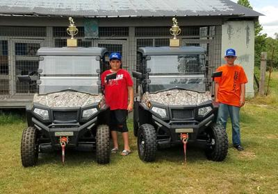 Local youths win coon hunters world championship