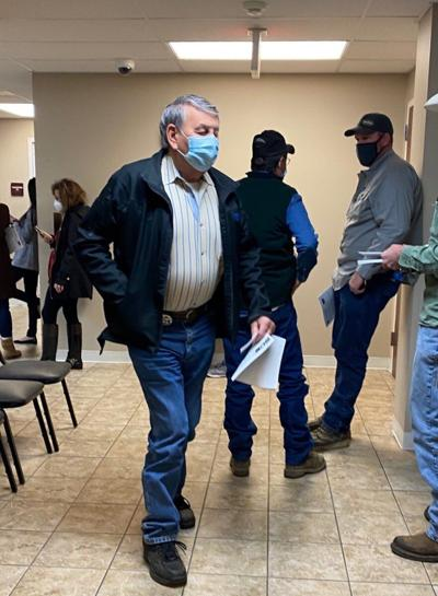 SHOTS AGAINST COVID: With Cherokee Nation vaccinations well underway, other locals are now beginning to be inoculated