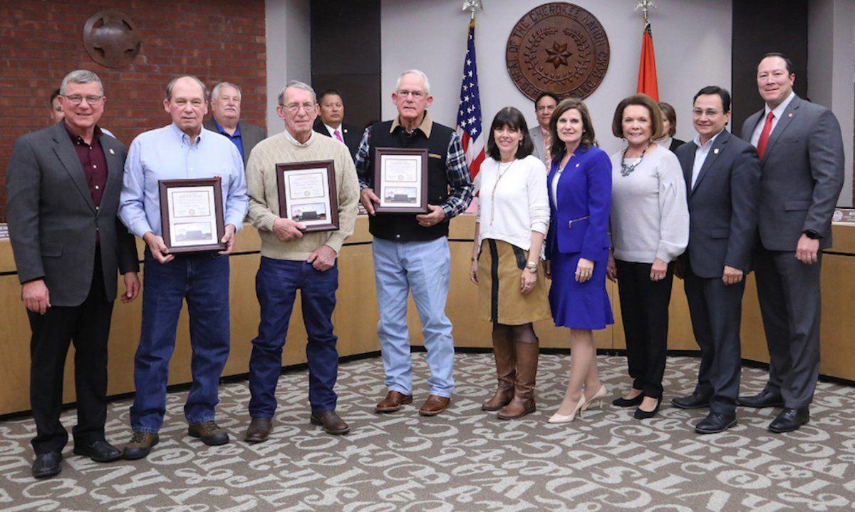Cherokee Nation honors four veterans in January