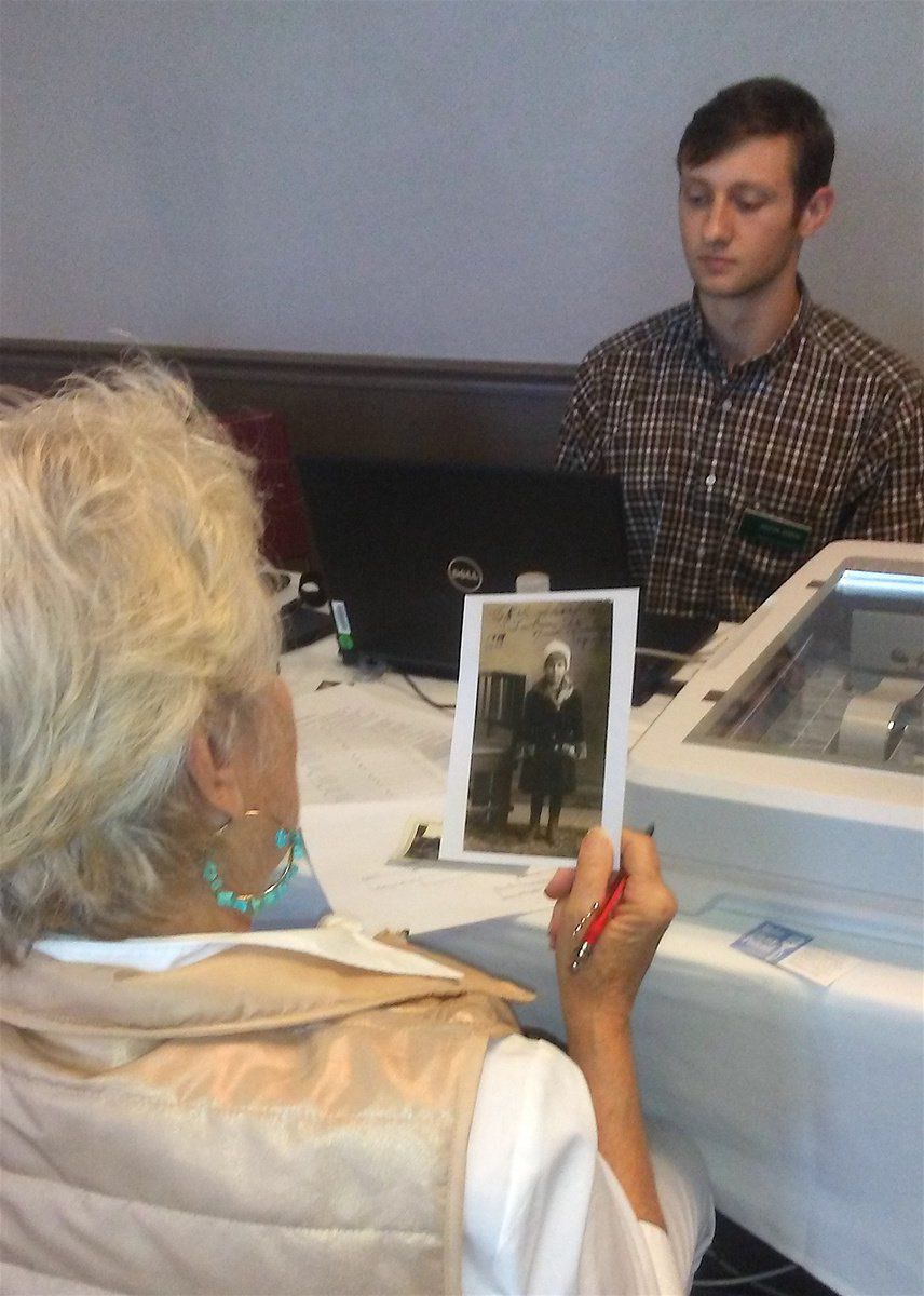 Libraries, museums, genealogists come together to digitize history