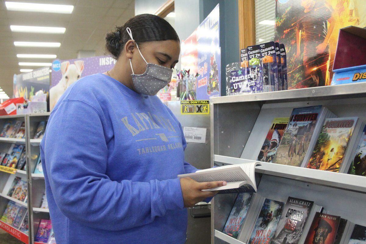 BIBLIOPHILE SMILES: NSU Book Fair a hit with visitors looking for good reads