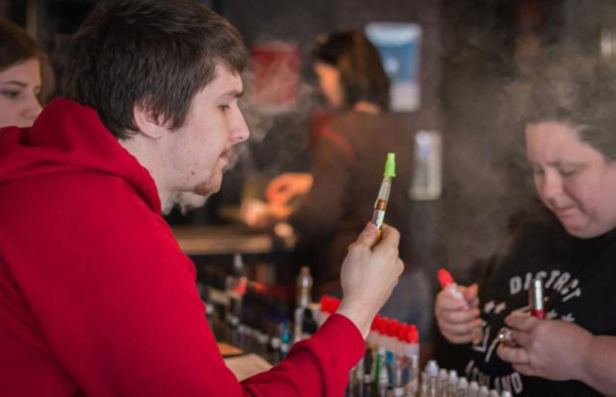 Local schools focus on vaping prevention