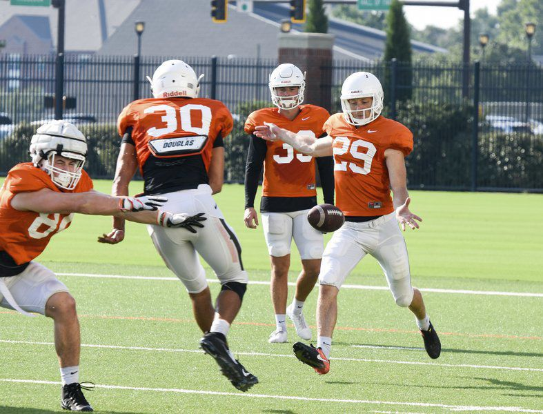 Cowboy notebook: Hubbard working to improve catching ability; Hutton impresses Gundy