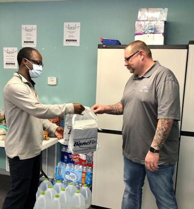 Chamber delivers masks to businesses, nonprofits