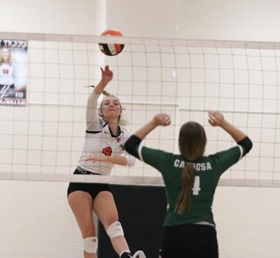 Lady Tigers come up short against Catoosa