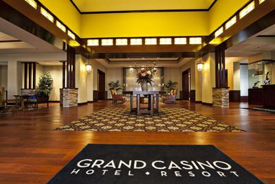 Grand Casino cites reopening safety plan