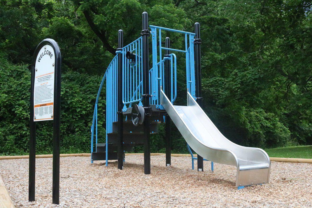 Tahlequah's Kaufman Park receives facelift