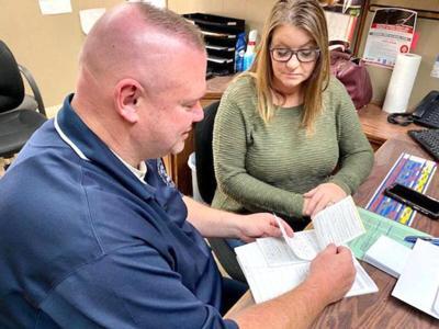 Sheriff says he won't mandate vaccine