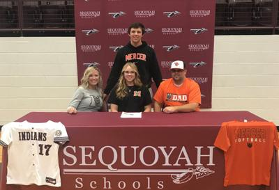 Madi Joice signs with Mercer University