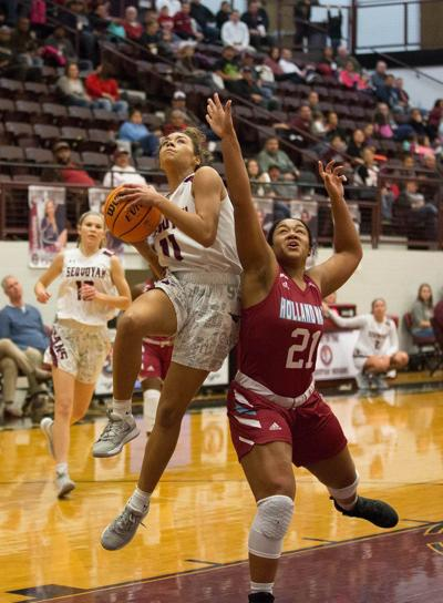 Sequoyah overcomes slow start to beat Holland Hall