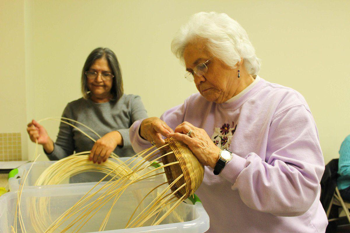 Class Teaches Traditional Art Of Creating Baskets News