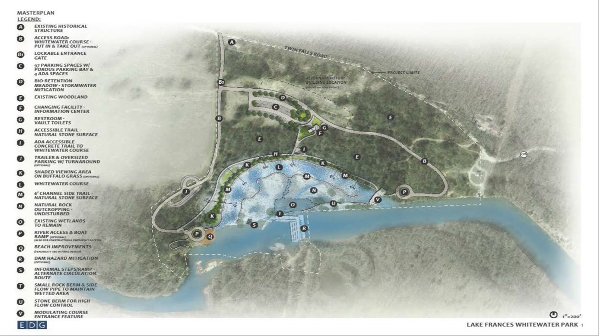 GRDA plans to build, operate multimillion dollar water park