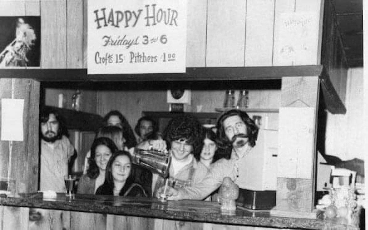SQUEEZE PLAY: Notorious bar on land now part of Norris Park remembered for peace, love, beer, raids – and maybe 'the mob'