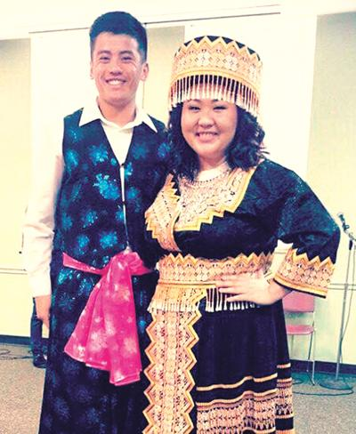 We Are Hmong members