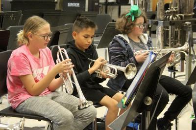 Grade 6 band