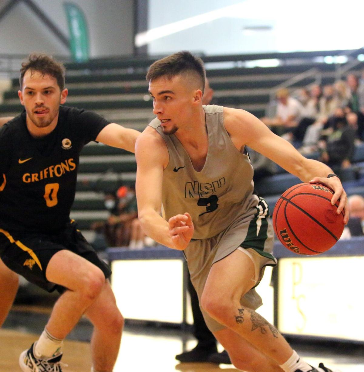 JUST SHORT: NSU falls to Fort Hays State on the road