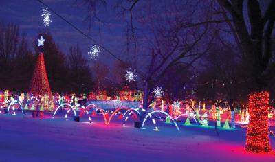 Rhema Christmas Lights.Northeast Oklahoma Offers Holiday Events News