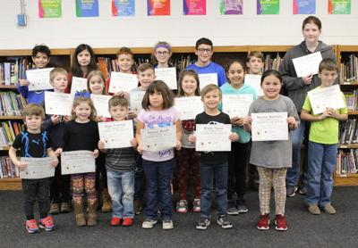 Grand View Leaders of the Month