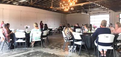 Women learn how to weather COVID storm in business