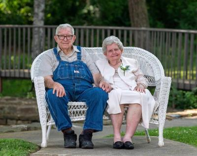 EVERYDAY HEROES: 'Wholesome living' key to 70-year marriage