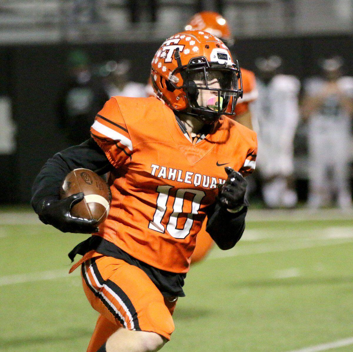 TOUGH TASK: Tigers visit No. 4 Bishop Kelley for round two on Friday