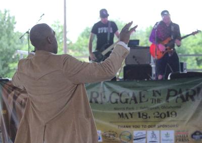 Early rains didn't dampen spirit of inaugural reggae festival