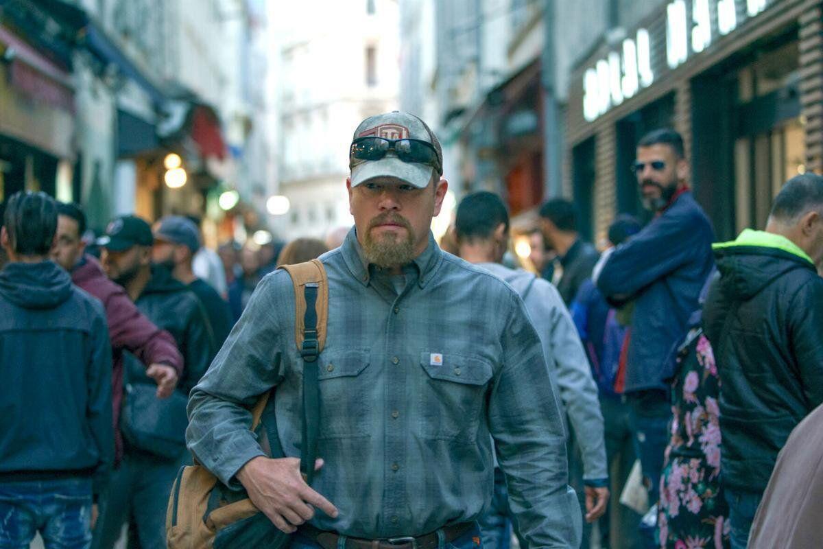 For 'Stillwater' movie, Matt Damon focused on details of his Oklahoma character