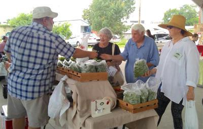 Tahlequah Farmers' Market